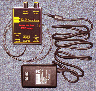 K&K - Preamp Power Supply