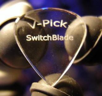 V-Picks - Switchblade