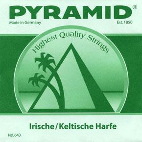 Pyramid - Irish / Celtic Harp String H1