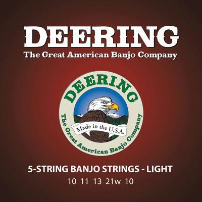 Deering - 5 String Banjo Light Set