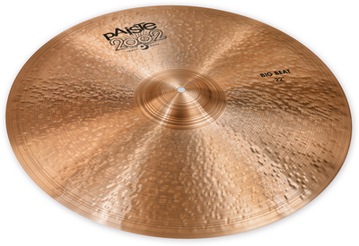 Paiste - 22' 2002 Black Big Beat Cymbal
