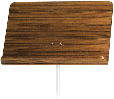 K&M - 118 Desk Only Walnut