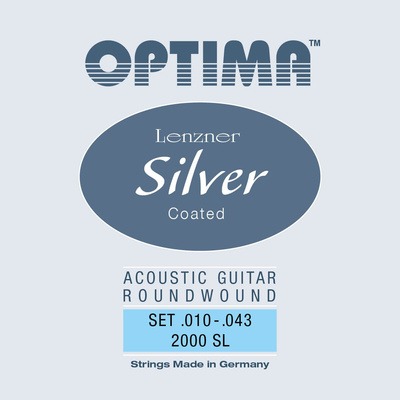 Optima - Lenzner Silver Acoustic SLight