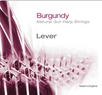 Bow Brand - Burgundy 2nd E Gut Str. No.8
