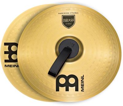 Meinl - 18' Brass Marching Cymbal