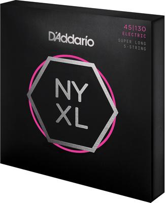 Daddario - NYXL45130SL Bass Set