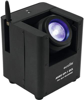 Eurolite - Akku UP-1QCL FlexSpot QuickDMX