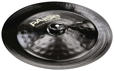 Paiste - 18' 900 Color Sound China BK