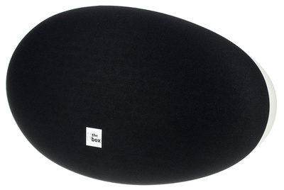 the box - Oval 6 Black