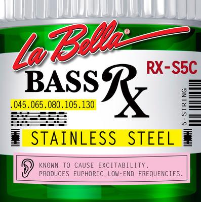 La Bella - RX-S5C Bass RWSS