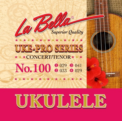 La Bella - 100 Uke-Pro