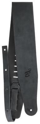 Harley Benton - Custom Strap 9 Waxy Suede BK