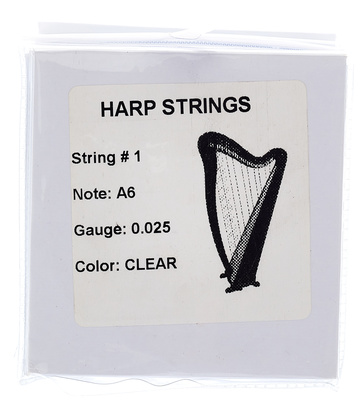 Thomann - Strings for Roundback Harp 22