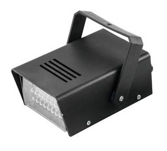 Eurolite - LED Disco Strobe white eco