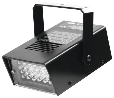 Eurolite - LED Disco Strobe white Sound