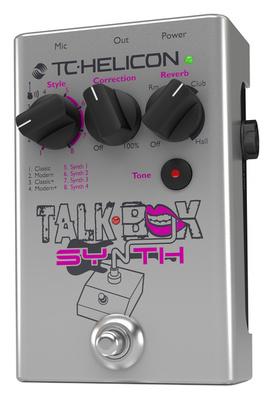 TC-Helicon - Talkbox Synth
