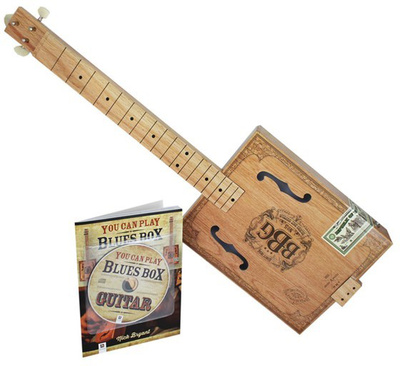 Hinkler Books - The Blues Box Guitar Kit