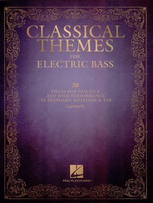 Hal Leonard - Classical Themes For E-Bass