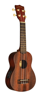 Kala - Makala Soprano Ukulele with EQ