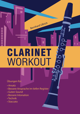 Aco-Shop - Clarinet-Workout
