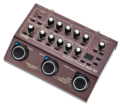 Boss - AD-10 Acoustic Preamp & FX