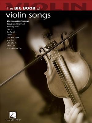 Hal Leonard - Big Book Of Violin Songs