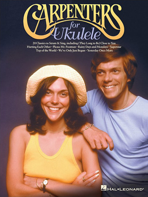 Hal Leonard - Carpenters For Ukulele