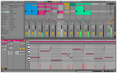 Ableton - Live 10 Suite
