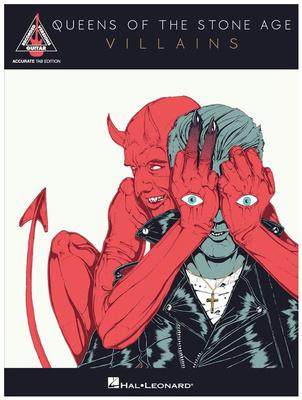 Hal Leonard - Queens Of The Stone Age Vill.