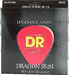 DR Strings - DR Dragon Skin 5 045-125 M