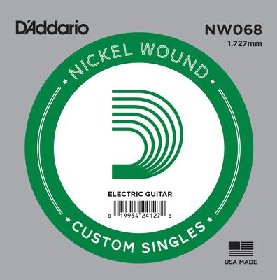 Daddario - NW068 Single String