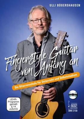 Acoustic Music - Fingerstyle Guitar von Anfang