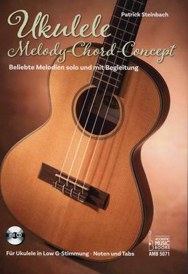 Acoustic Music - Ukulele-Melody-Chord-Concept