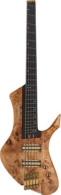 Claas Guitars - Leviathan Bass 5 HDL BBRL