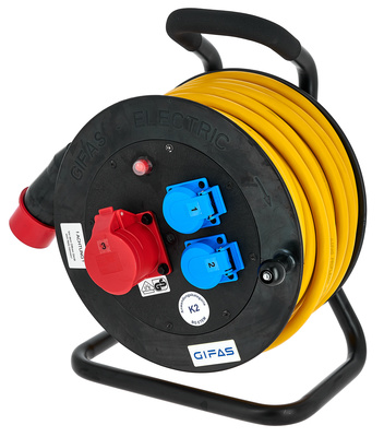 GIFAS - Cable Reel 502 30m