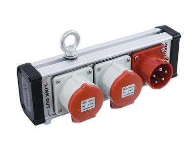 Eurolite - SAB-322 Power Split Box