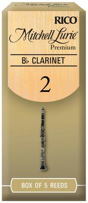 Mitchell Lurie - Bb-Clarinet Boehm Premium 2