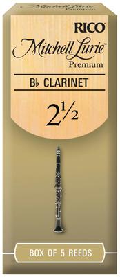 Mitchell Lurie - Bb-Clarinet Boehm Premium 2,5