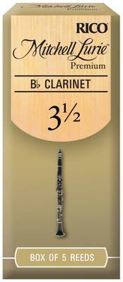 Mitchell Lurie - Bb-Clarinet Boehm Premium 3,5
