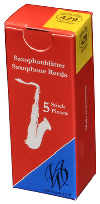 AW Reeds - 429 Bass Clarinet German 3,5