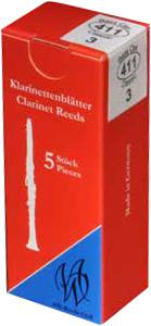 AW Reeds - 411 Bass Clarinet Boehm 3