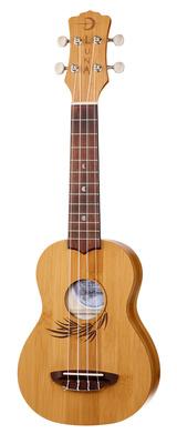 Luna Guitars - Uke Bamboo Soprano