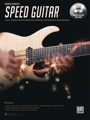 Alfred Music Publishing - Speed Guitar