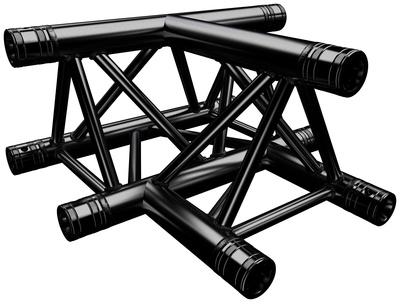 Global Truss - F33T36-B T-Piece Black