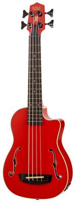 Kala - Journeyman U-Bass Matte Red