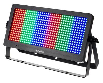 Eurolite - LED Strobe SMD PRO 540 DMX RGB