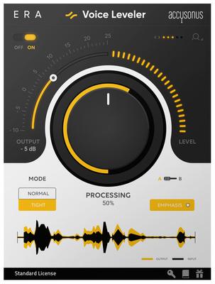 accusonus - ERA Voice Leveler