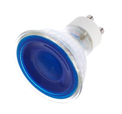 Omnilux - GU-10 230V LED SMD 7W blue