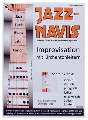 Bernd Jagla - Jazz-Navis