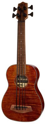 Kala - U-Bass Exotic Mahogany FL 4
